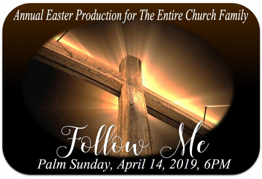 Annual Easter Production