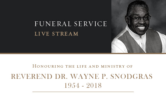 Funeral Service Live Stream