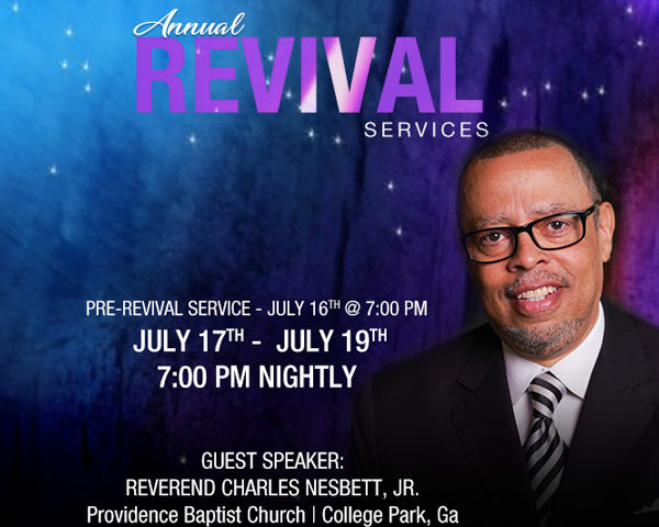 Annual Revival Services